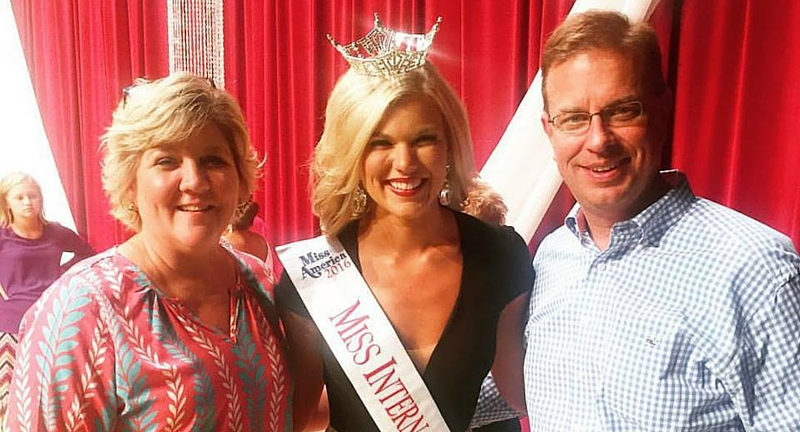 Miss Caroline to Compete for Miss Georgia!