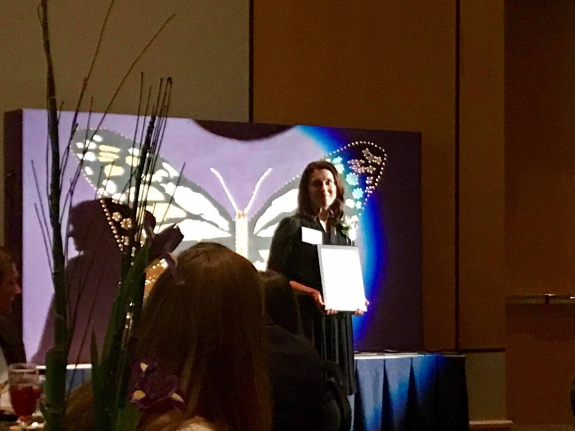 Ms. Shay Morgan Honored with Deen Day Smith Award