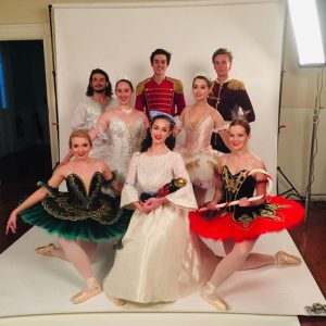 SSOD Alumnus Ashley Wade Performs in Nutcracker