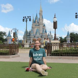 Former SSOD Student Ashley Wade to Dance with Disney