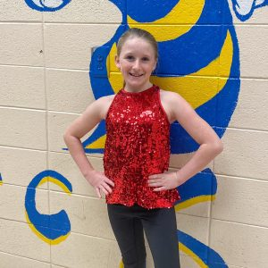 SSOD Student Performs in School Talent Show