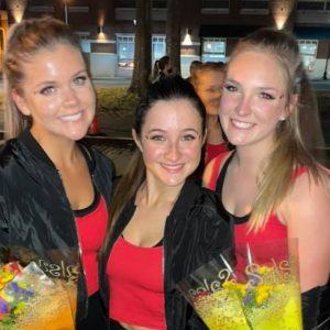 SSOD Alum Haley Parrish College Dance Fundraiser