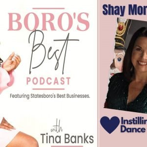 SSOD Director Shay Morgan Featured on Boro's Best Podcast